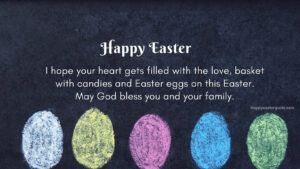 Happy Easter Wishes Messages For Your Family & Loved Ones