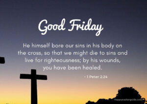 Happy Good Friday Quotes & Sayings
